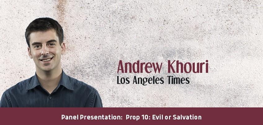 Andrew Khouri Los Angeles Times
