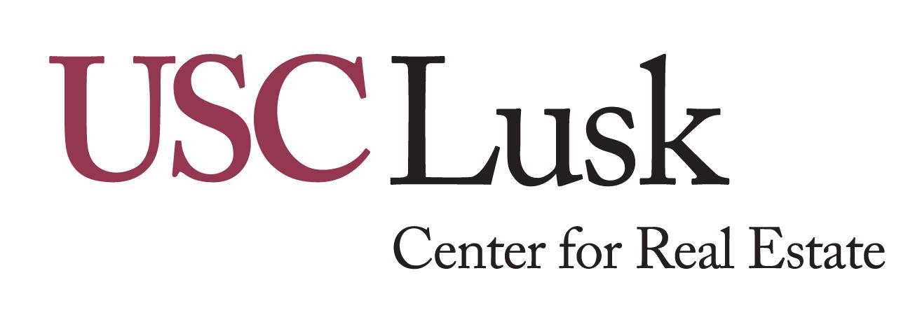 logo for USC Lusk Center