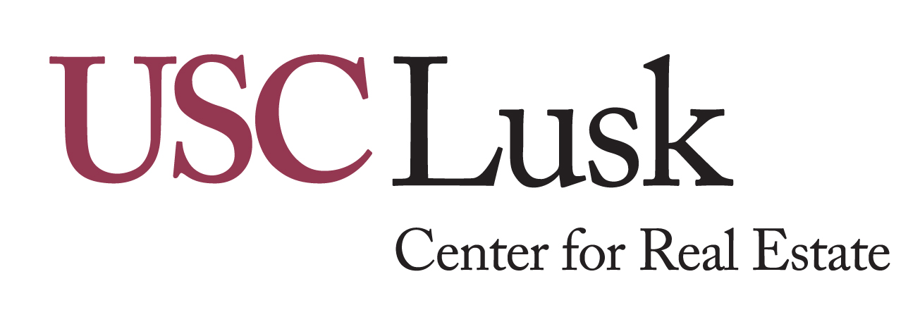 logo for USC Lusk Center