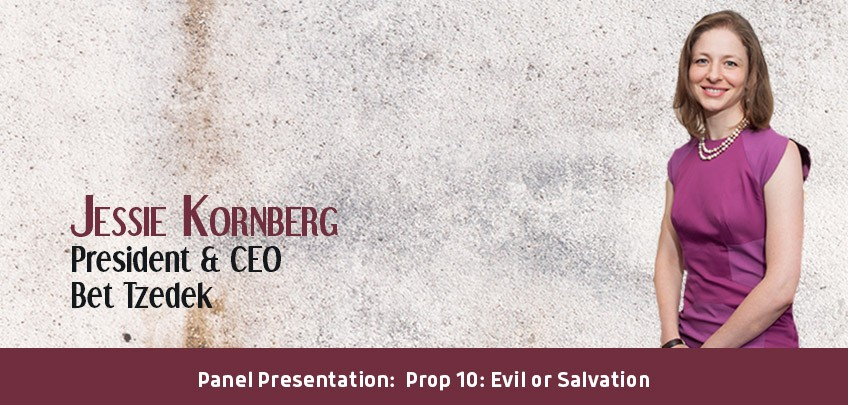 Jessie Kornberg, Bet Tzedek, President & CEO