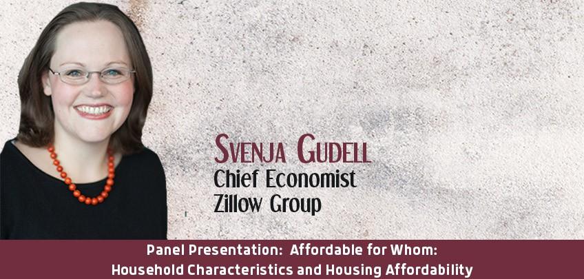 Svenja Gudell, Chief Economist, Zillow Group
